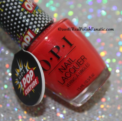 OPI - OPI Pops! // Summer 2018 Pop Culture Collection