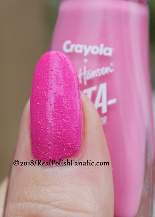 OPI - Pink Bubbly - Summer 2018 Pop Culture Collection (layered) (9)