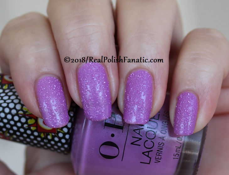 OPI - Pop Star -- Summer 2018 Pop Culture Collection (13)