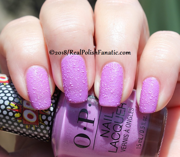 OPI - Pop Star -- Summer 2018 Pop Culture Collection (23)