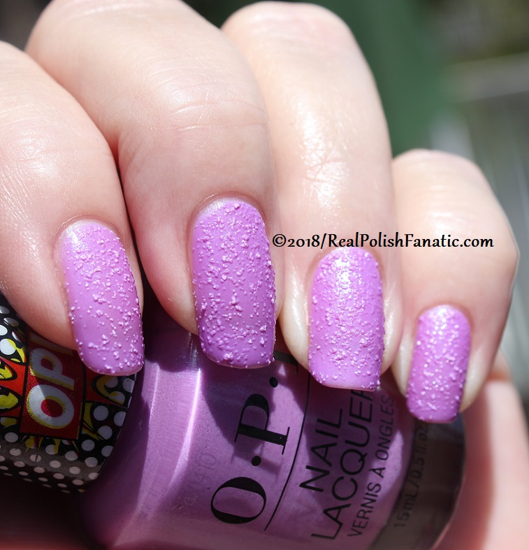 OPI - Pop Star -- Summer 2018 Pop Culture Collection (25)