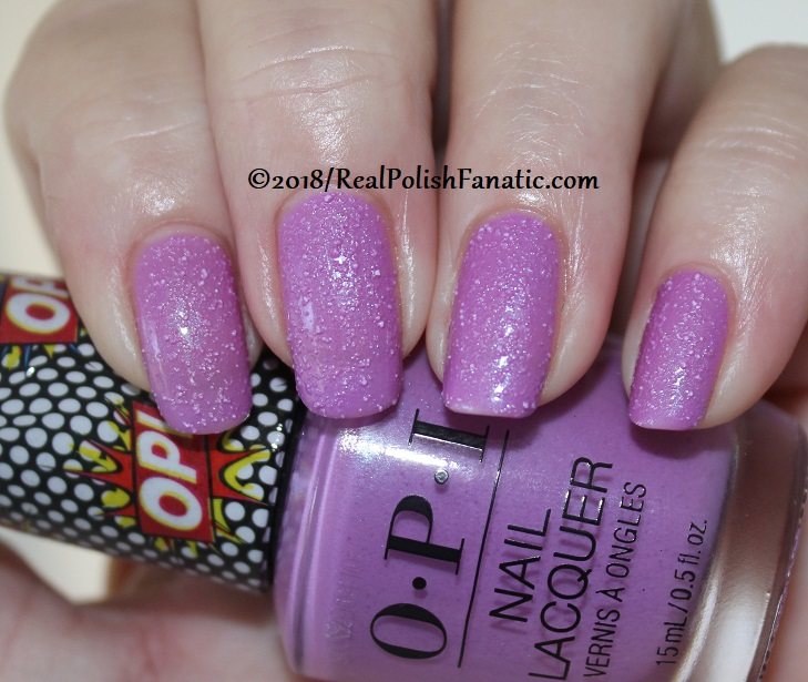 OPI - Pop Star -- Summer 2018 Pop Culture Collection (3)