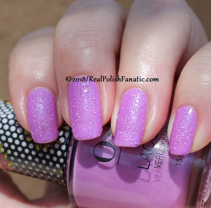 OPI - Pop Star -- Summer 2018 Pop Culture Collection (31)
