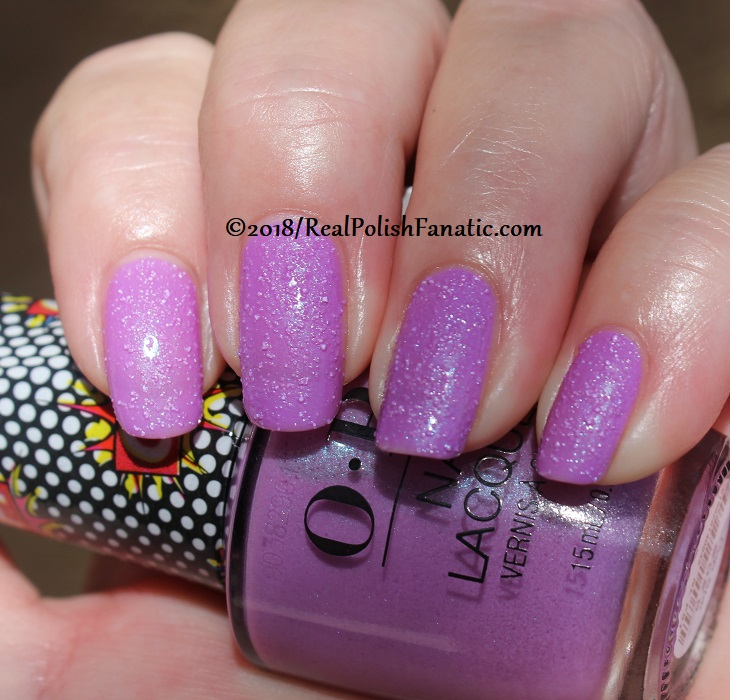 OPI - Pop Star -- Summer 2018 Pop Culture Collection (34)