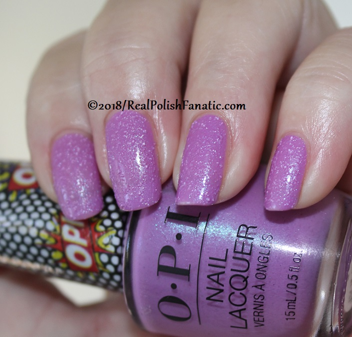 OPI - Pop Star -- Summer 2018 Pop Culture Collection (4)