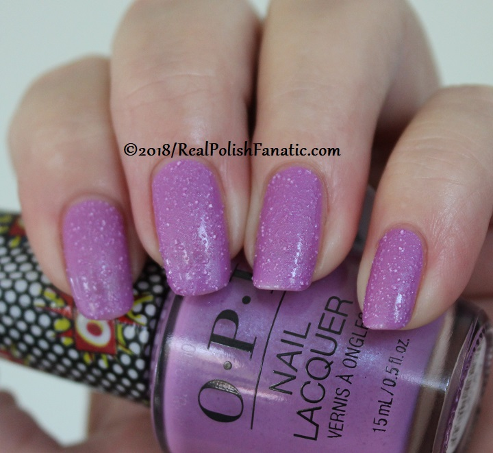 OPI - Pop Star -- Summer 2018 Pop Culture Collection (8)