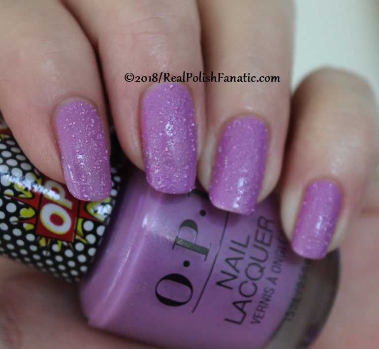 OPI - Pop Star -- Summer 2018 Pop Culture Collection (9)