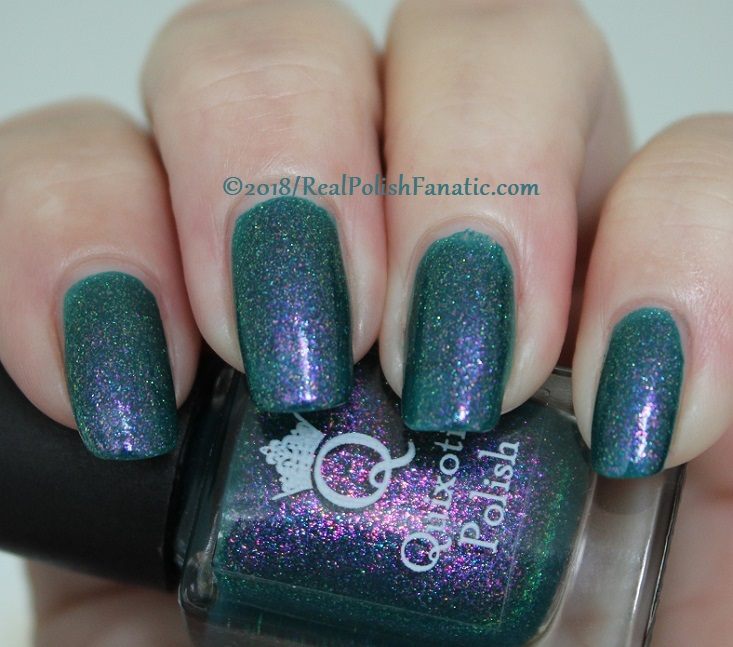 Quixotic Polish - Shiny New Seahorse -- COTM January 2018 (14)