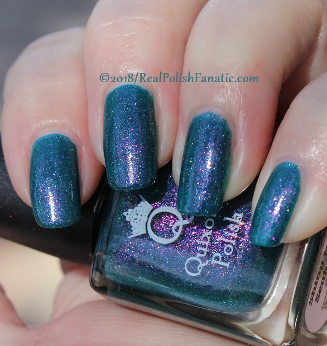 Quixotic Polish - Shiny New Seahorse -- COTM January 2018 (28)