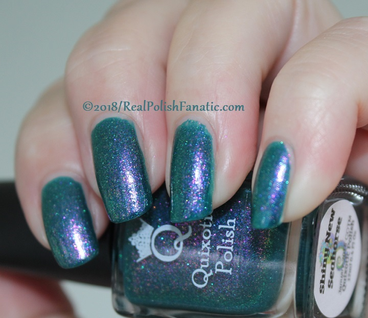 Quixotic Polish - Shiny New Seahorse -- COTM January 2018 (9)