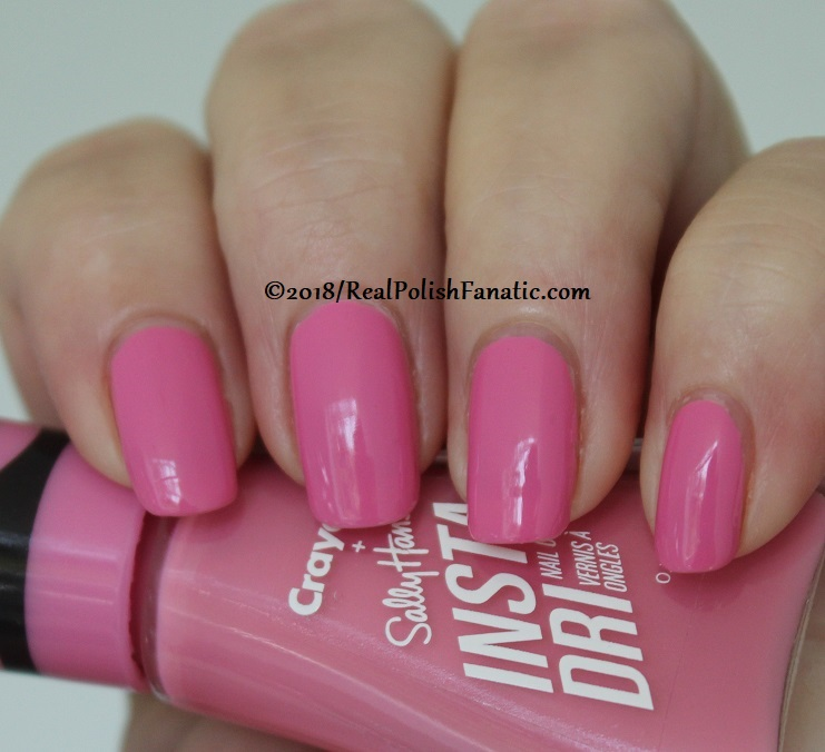 Sally Hansen - Cotton Candy -- Summer 2018 Crayola Collection (11)
