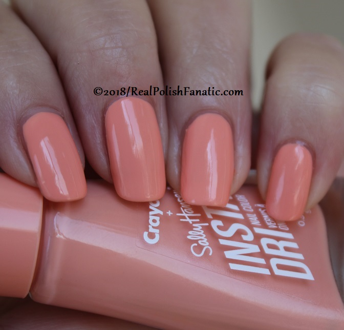 Sally Hansen - Melon -- Summer 2018 Crayola Collection (12)