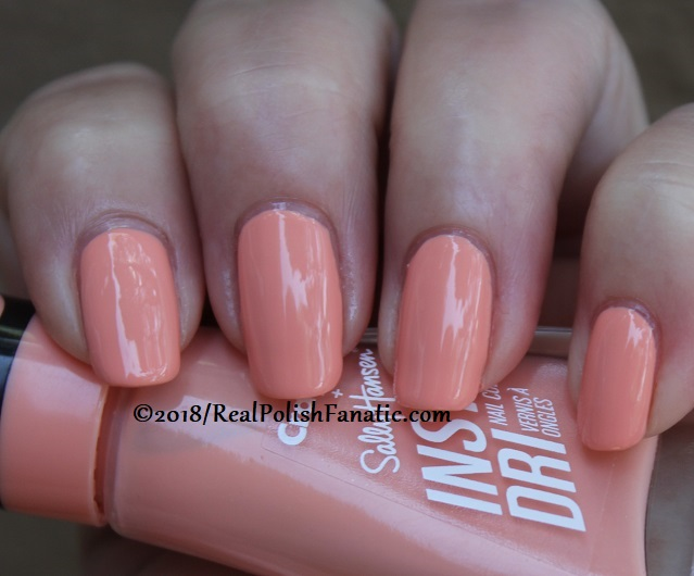 Sally Hansen - Melon -- Summer 2018 Crayola Collection (16)