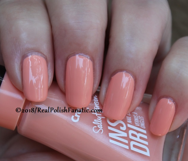 Sally Hansen - Melon -- Summer 2018 Crayola Collection (17)