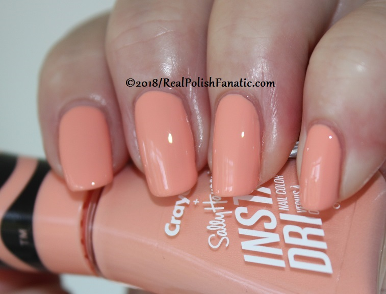 Sally Hansen - Melon -- Summer 2018 Crayola Collection (5)