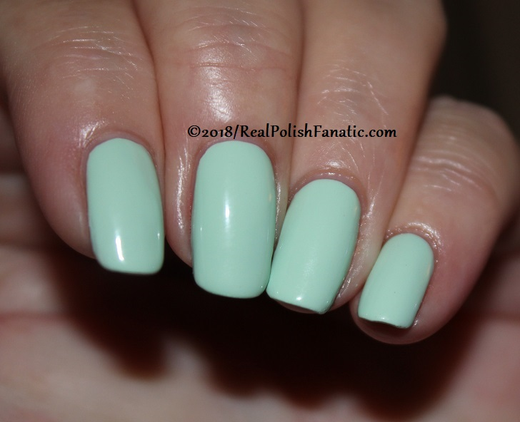 Sally Hansen - Sea Green -- Summer 2018 Crayola Collection (2)