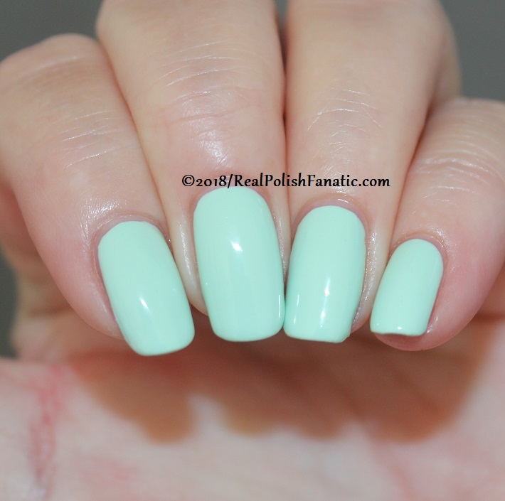 Sally Hansen - Sea Green -- Summer 2018 Crayola Collection (8)