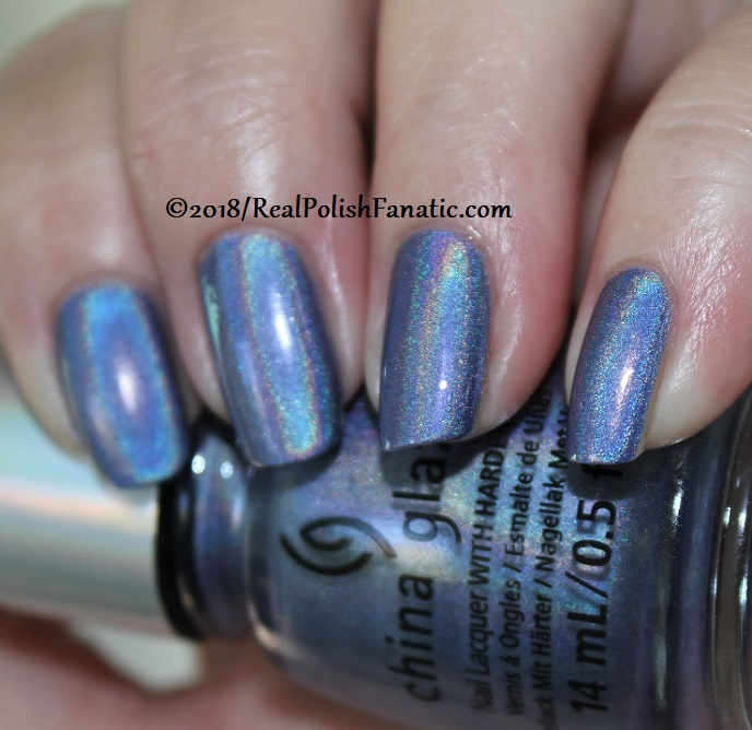 China Glaze OMG 2008 & Flashback 2018 -- 2Nite (1)