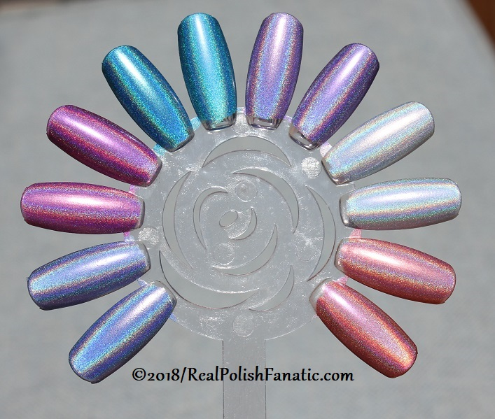 China Glaze OMG 2008 & Flashback 2018 (8)