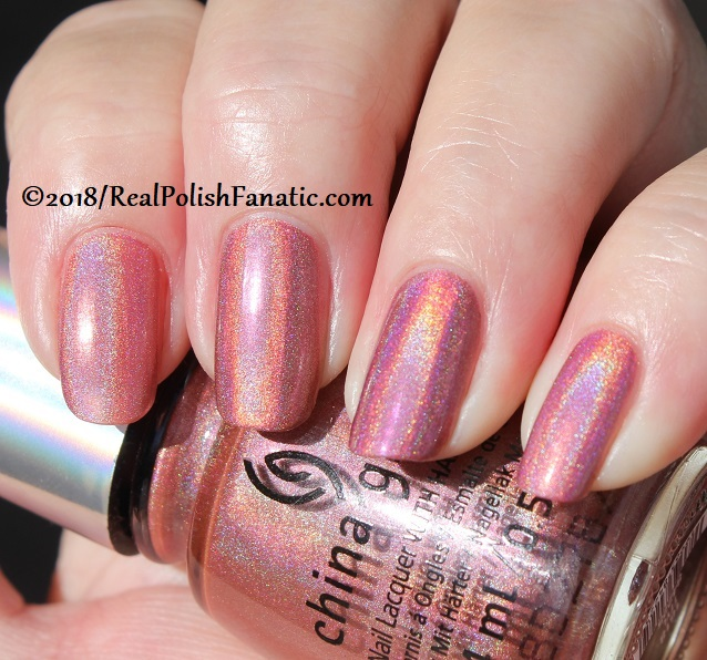 China Glaze OMG 2008 & Flashback 2018 -- TTYL (14)