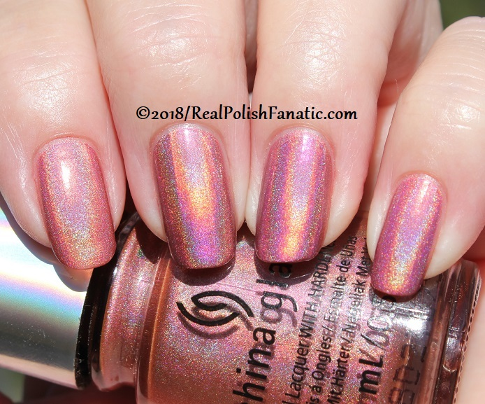 China Glaze OMG 2008 & Flashback 2018 -- TTYL (9)
