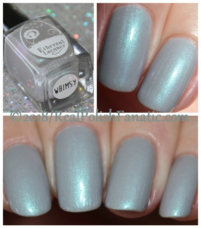 Ethereal Lacquer - Whimsy -- June 2018