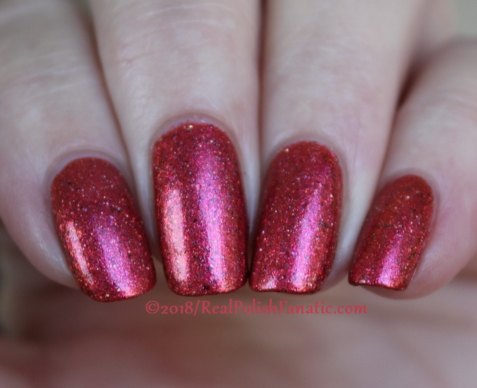 Polish 'M - Ablaze -- Fall 2017 Collection (17)