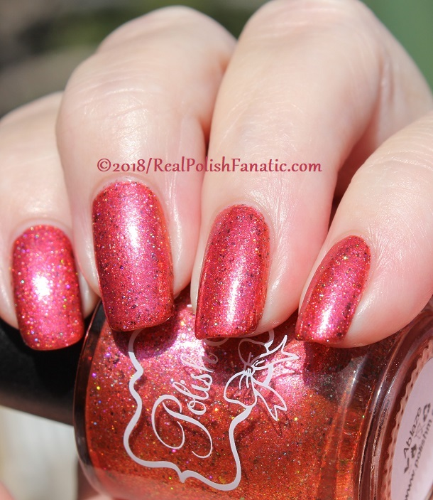 Polish 'M - Ablaze -- Fall 2017 Collection (24)