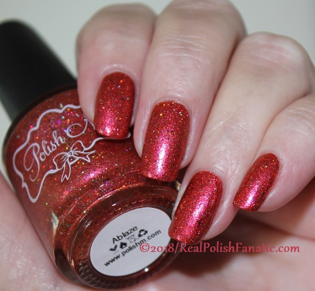 Polish 'M - Ablaze -- Fall 2017 Collection (5)