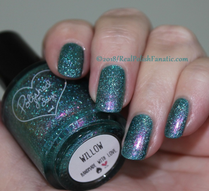 Polished For Days - Willow -- Spring 2018 Enchanted Forest Collection (5)
