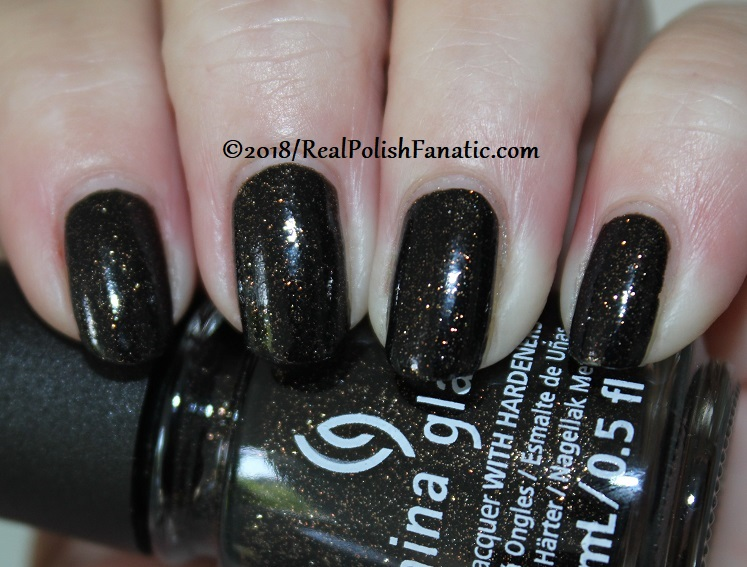 China Glaze - Ash & Burn -- Paint It Black Collection Halloween 2018 (2)