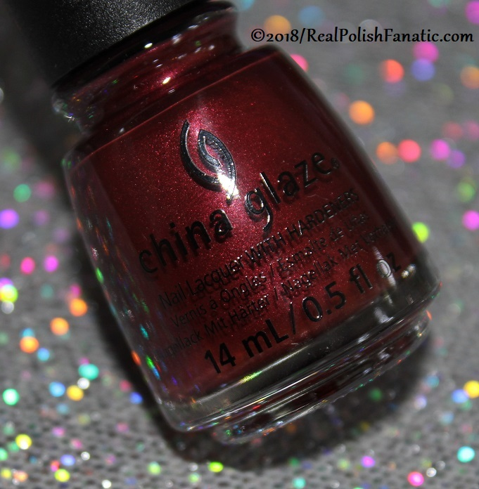 China Glaze - Haute Blooded -- Ready To Wear FW 2018 (1)