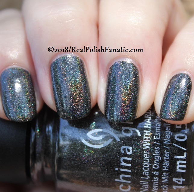 China Glaze - Maliboo-Boo -- Paint It Black Collection Halloween 2018 (26)