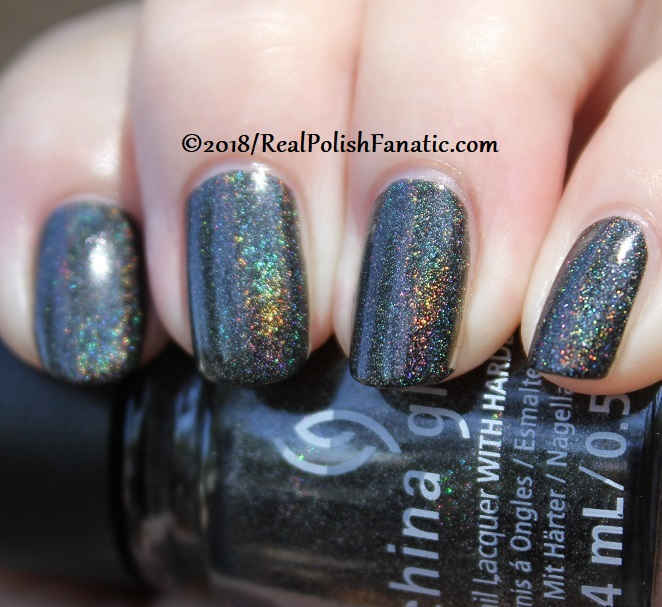 China Glaze - Maliboo-Boo -- Paint It Black Collection Halloween 2018 (27)