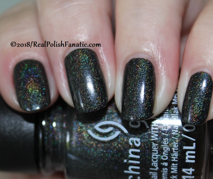 China Glaze - Maliboo-Boo -- Paint It Black Collection Halloween 2018 (9)
