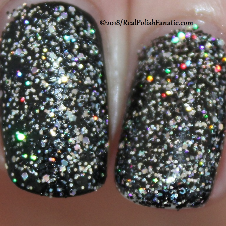 China Glaze - Night and Slay -- Paint It Black Collection Halloween 2018 (14)