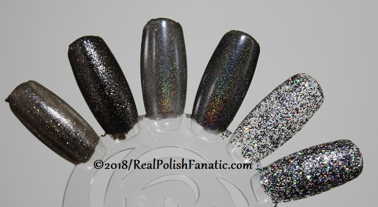 China Glaze Paint It Black Collection - Halloween 2018 (16)