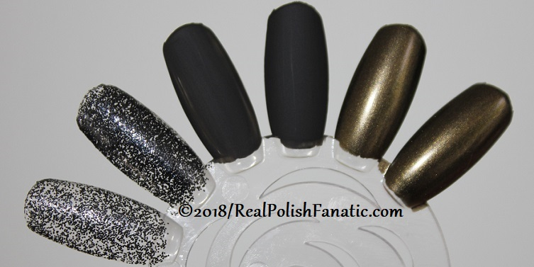 China Glaze Paint It Black Collection - Halloween 2018 (17)