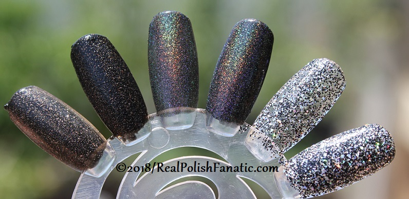 China Glaze Paint It Black Collection - Halloween 2018 (24)