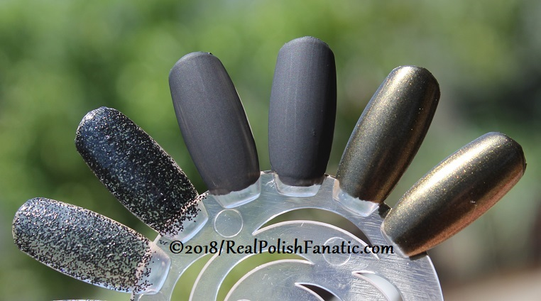 China Glaze Paint It Black Collection - Halloween 2018 (25)