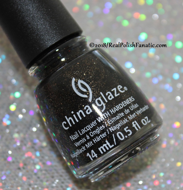 China Glaze Paint It Black Collection - Halloween 2018 (3)