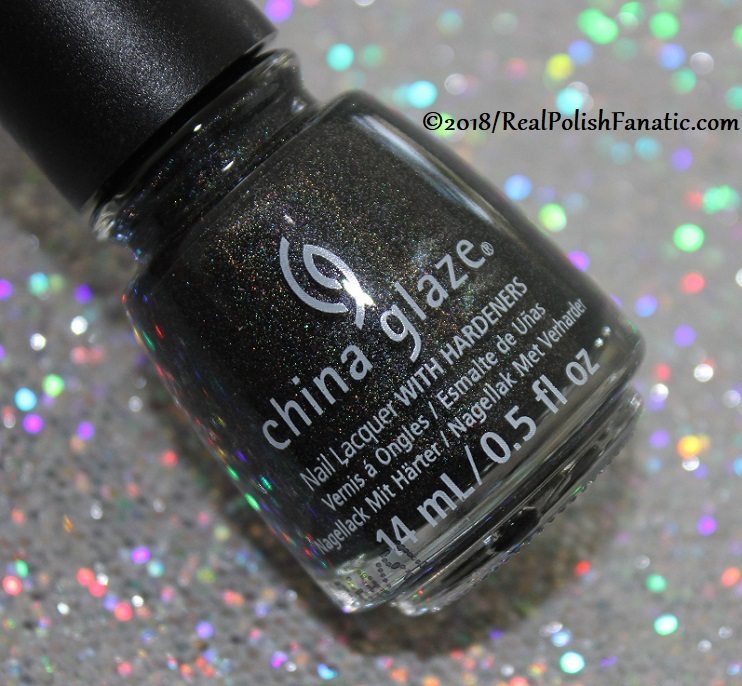 China Glaze Paint It Black Collection - Halloween 2018 (5)