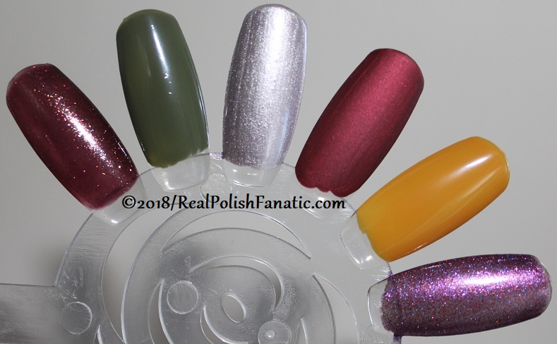 China Glaze - Ready To Wear FW 2018 --- 1 coat (6)
