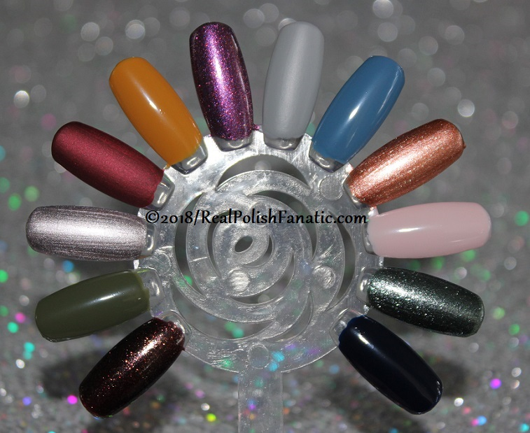China Glaze - Ready To Wear FW 2018 --- 2 coats (1)