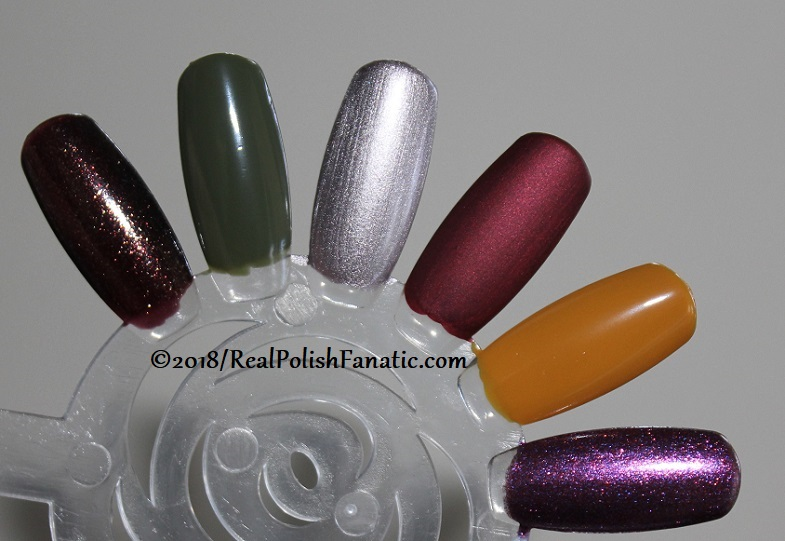 China Glaze - Ready To Wear FW 2018 --- 2 coats (10)