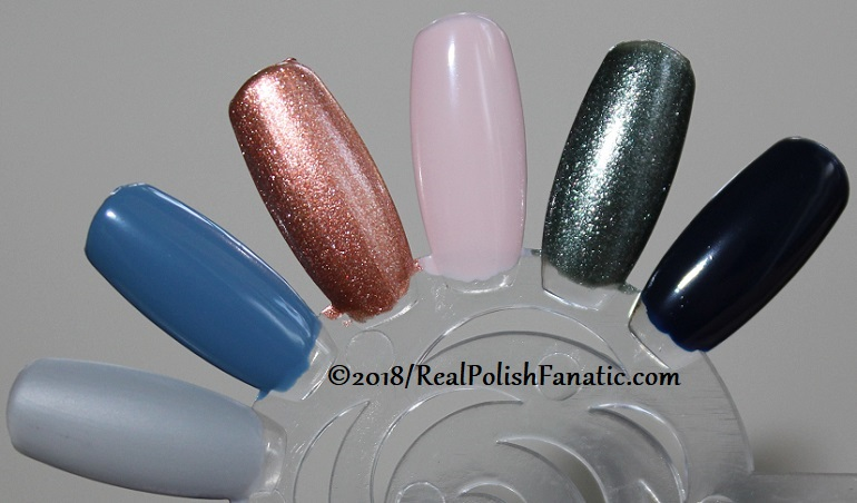 China Glaze - Ready To Wear FW 2018 --- 2 coats (11)