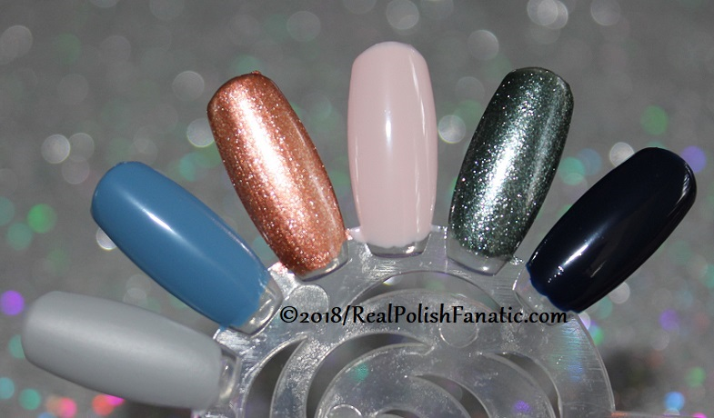 China Glaze - Ready To Wear FW 2018 --- 2 coats (3)