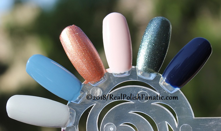China Glaze - Ready To Wear FW 2018 --- 2 coats (7)