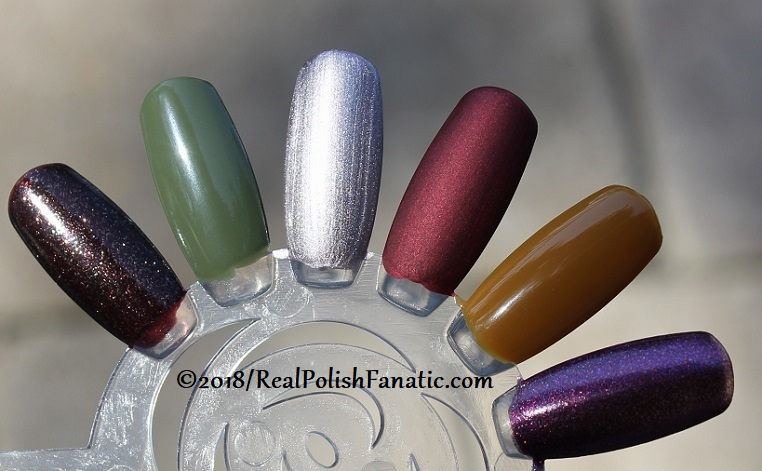 China Glaze - Ready To Wear FW 2018 --- 2 coats (8)