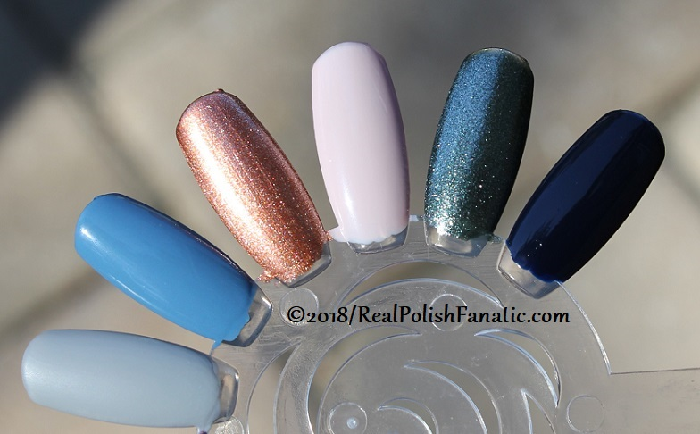 China Glaze - Ready To Wear FW 2018 --- 2 coats (9)